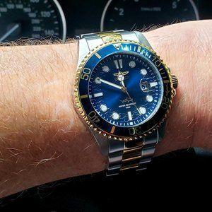 Brand New Invicta Two Tone Pro Diver Watch!!